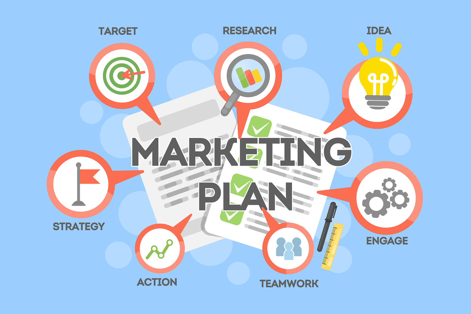 Pelatihan Marketing Sales Planning