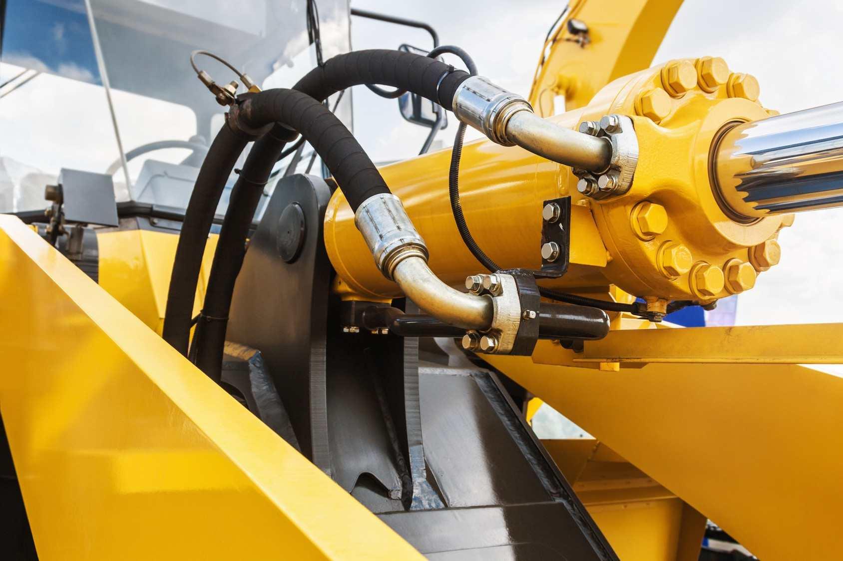 hydraulic cylinder repair 1 - Hydraulic and Pneumatic System