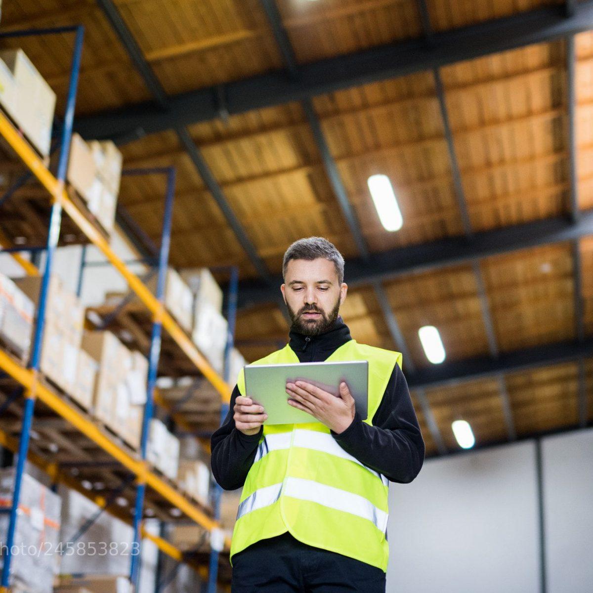 Training Designing & Managing Lean Warehousing
