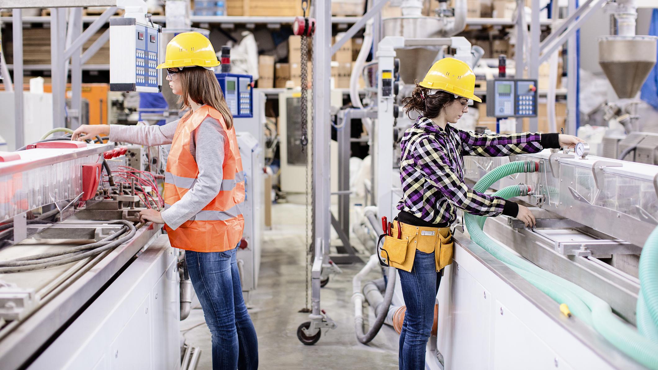 industrial maintenance - Training Keselamatan Mesin dan Peralatan