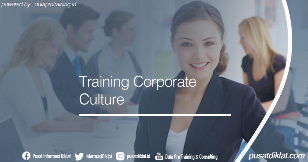 Training Corporate Culture Informasi Jadwal Training Diklat SDM Jogja Jakarta Bandung Bali Surabaya