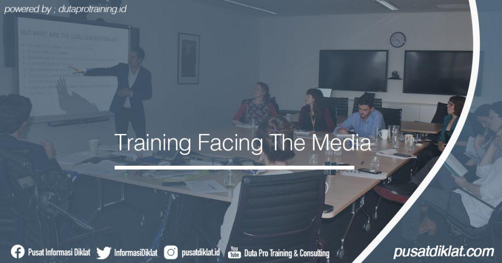 Training Facing The Media Informasi Jadwal Training Diklat SDM Jogja Jakarta Bandung Bali Surabaya