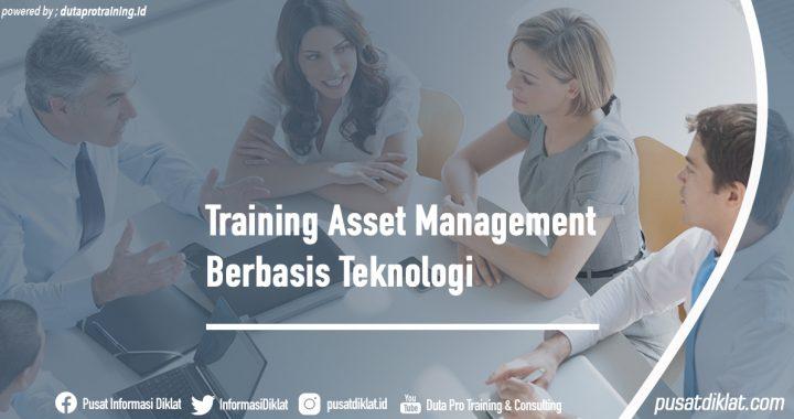 Training Asset Management Berbasis Teknologi Informasi Jadwal Training Diklat SDM Jogja Jakarta Bandung Bali Surabaya