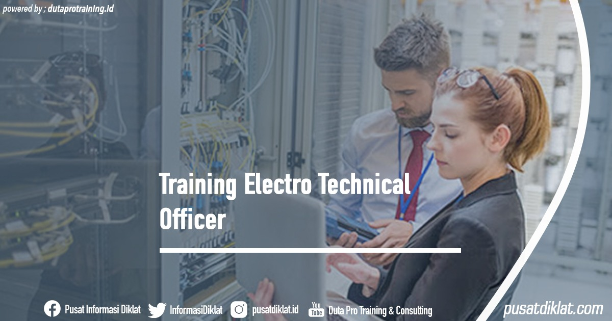 Training Electro Technical Officer Informasi Jadwal Training Diklat SDM Jogja Jakarta Bandung Bali Surabaya