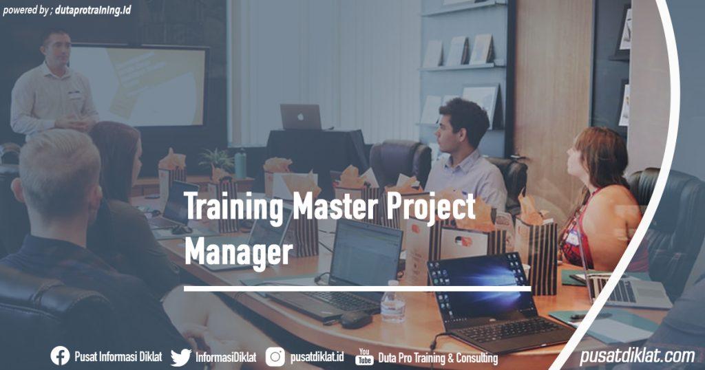 Training Master Project Manager Informasi Jadwal Training Diklat SDM Jogja Jakarta Bandung Bali Surabaya