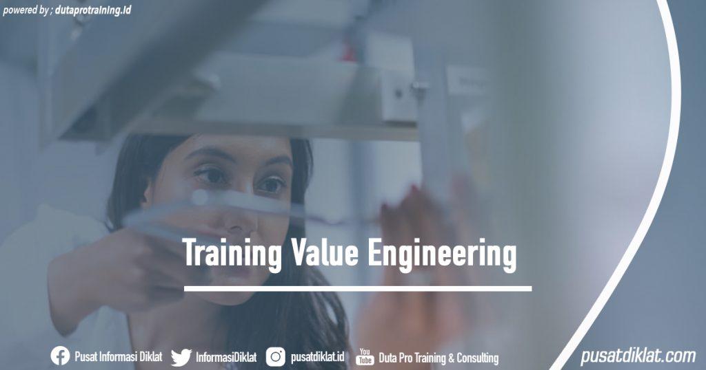 Training Value Engineering Informasi Jadwal Training Diklat SDM Jogja Jakarta Bandung Bali Surabaya