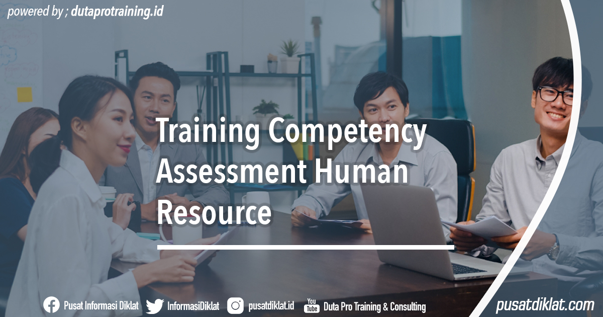 Training Competency Assessment Human Resource