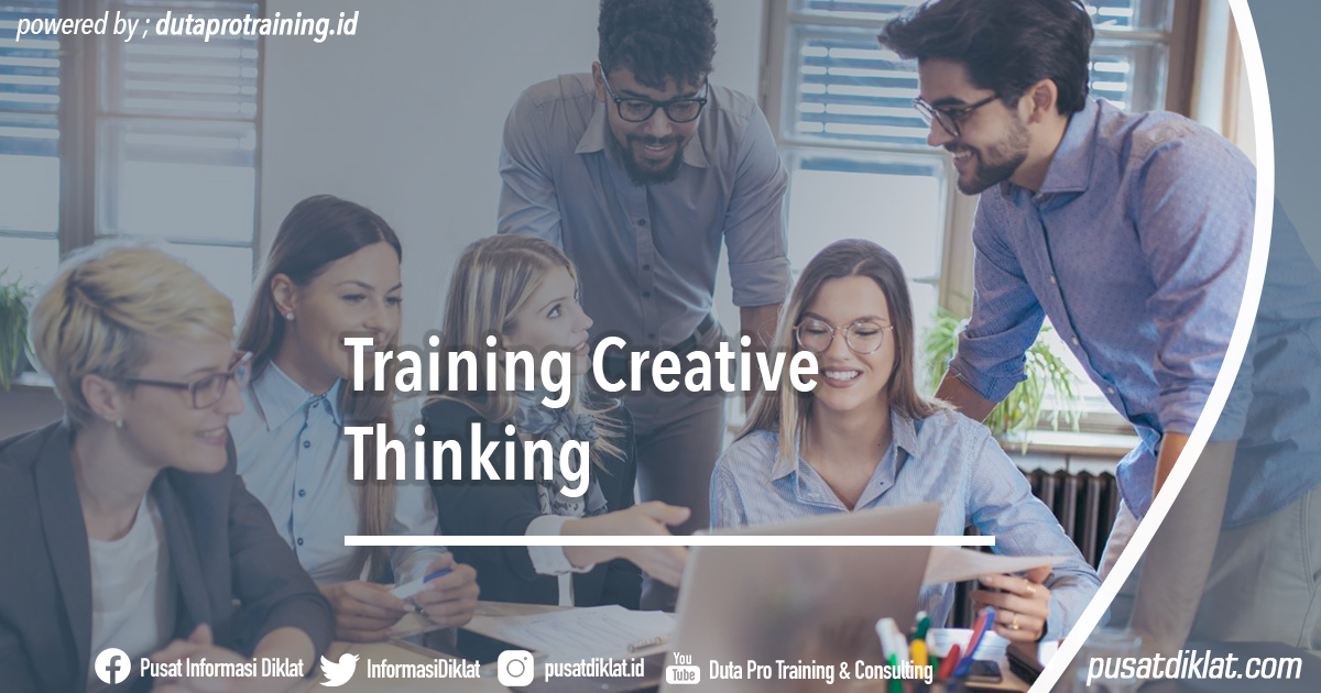 Training Creative Thinking
