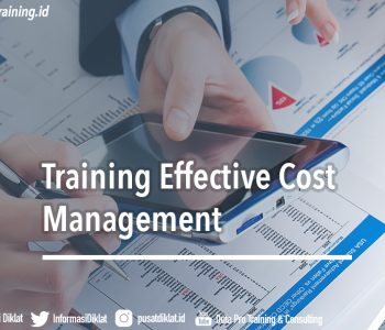 Training Effective Cost Management