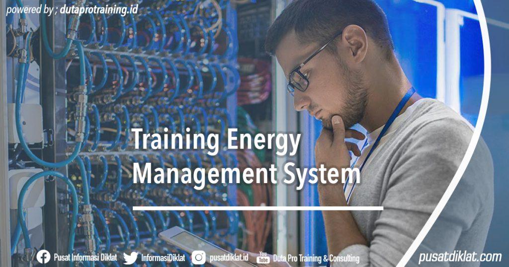 Training Energy Management System