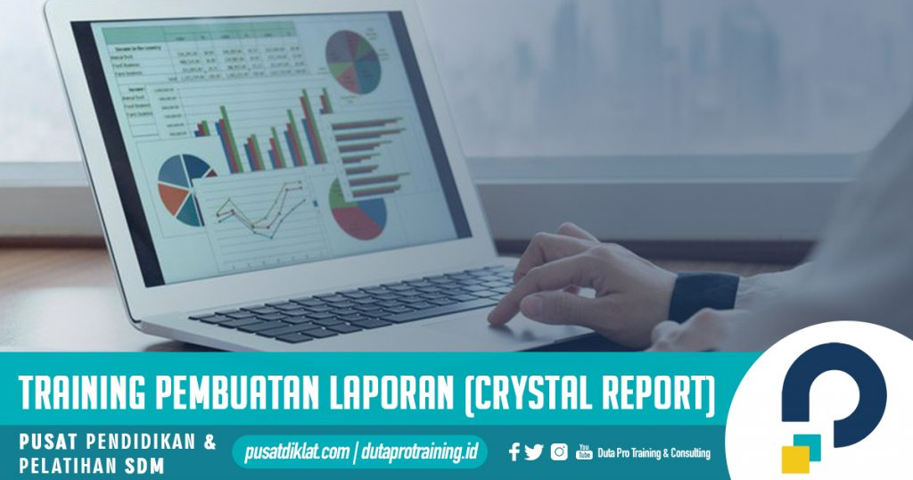 Training Pembuatan Laporan (Crystal Report)