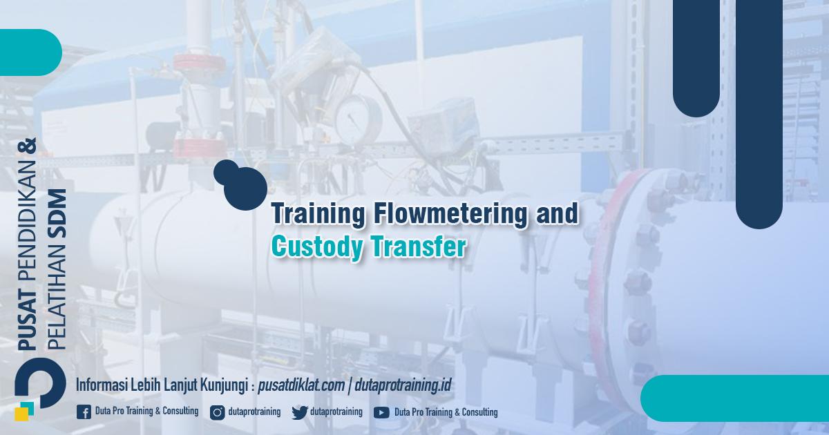 Informasi Training Flowmetering and Custody Transfer Jadwal Training Diklat SDM Jogja Jakarta Bandung Bali Surabaya termurah - Uji Profisiensi Laboratorium Sesuai ISO 17043